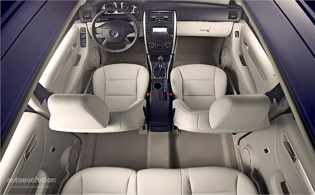mercedes benz b klasse w245 specs 2005 2006 2007 2008 autoevolution. Black Bedroom Furniture Sets. Home Design Ideas