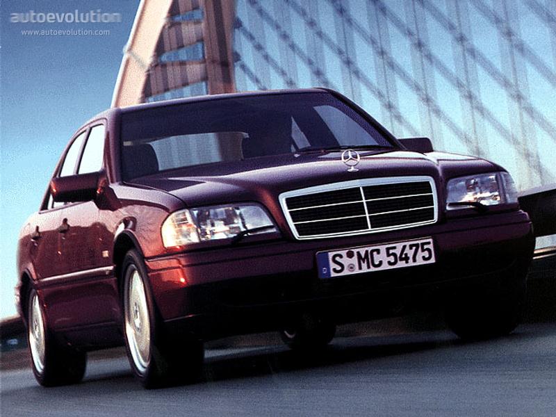 Mercedes benz c klasse w202 specs 1993 1994 1995 for Mercedes benz 1996