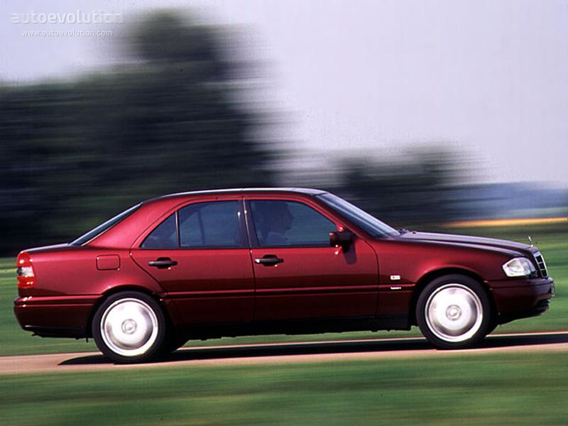 Mercedes benz c klasse w202 1993 1994 1995 1996 for Mercedes benz 1996