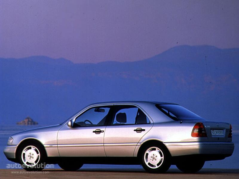 Mercedes Benz C Klasse W202 Specs Amp Photos 1993 1994