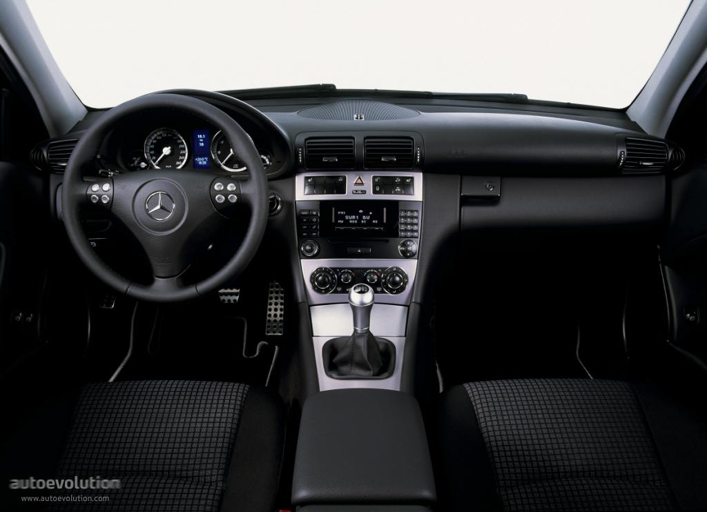 Mercedes Benz C Klasse W203 Specs 2004 2005 2006