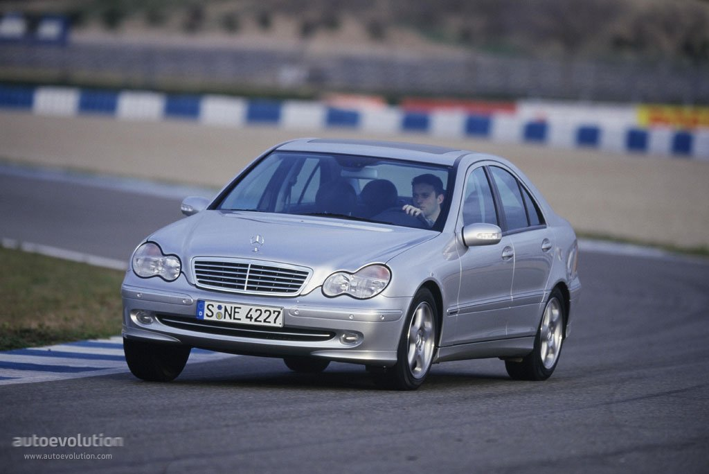Mercedes benz c klasse w203 specs 2000 2001 2002 for Mercedes benz specs