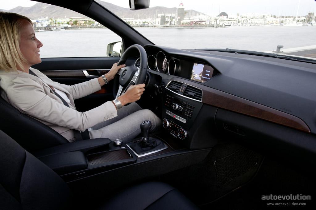 Mercedes Benz C Klasse W204 2011 2012 2013