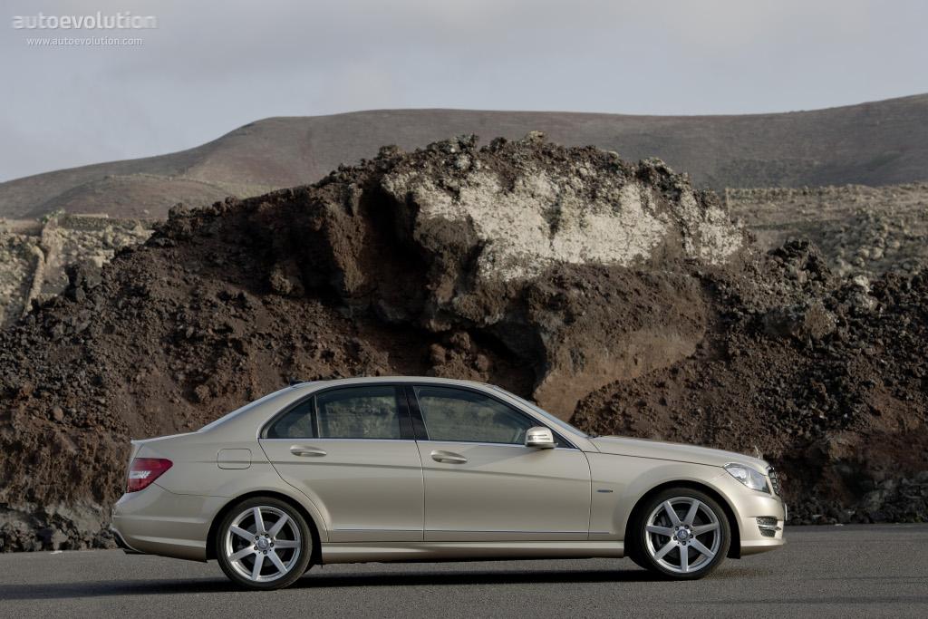 Mercedes Benz C W204 Tyyppiviat