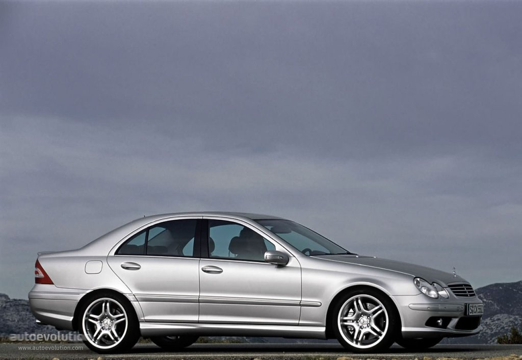 mercedes benz c 55 amg w203 specs 2004 2005 2006 2007 autoevolution. Black Bedroom Furniture Sets. Home Design Ideas