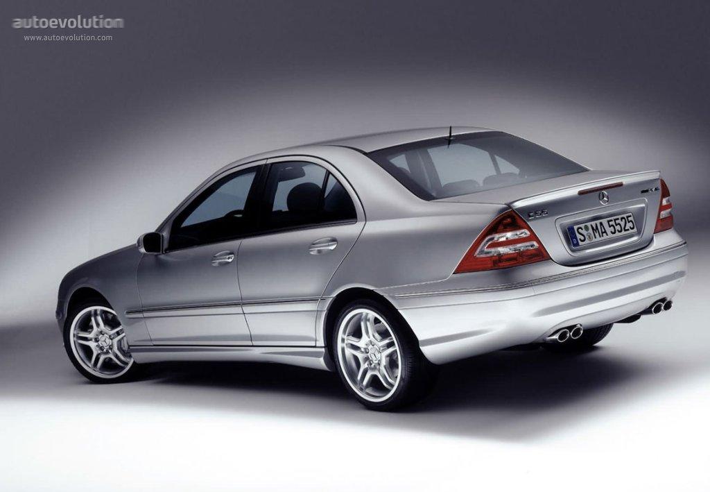 MERCEDES BENZ C 55 AMG (W203) specs - 2004, 2005, 2006 ...: https://www.autoevolution.com/cars/mercedes-benz-c-55-amg-w203-2004.html