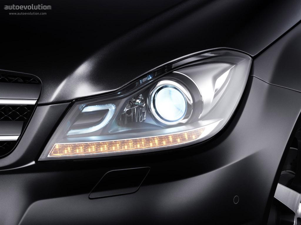Mercedes Benz C Klasse Coupe C204 Specs Amp Photos 2011