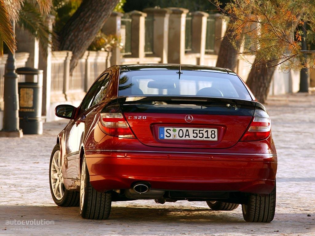 Mercedes Benz C  Cdi Coupe