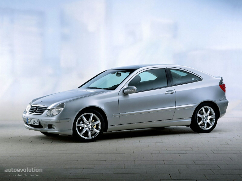 Mercedes C  Sportcoupe Wallpaper