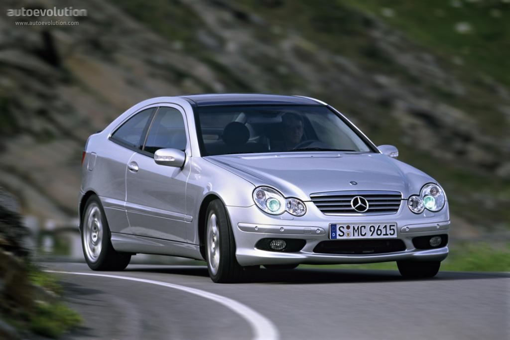 Mercedes Benz C Klasse Sportcoupe Amg C203 Specs 2000