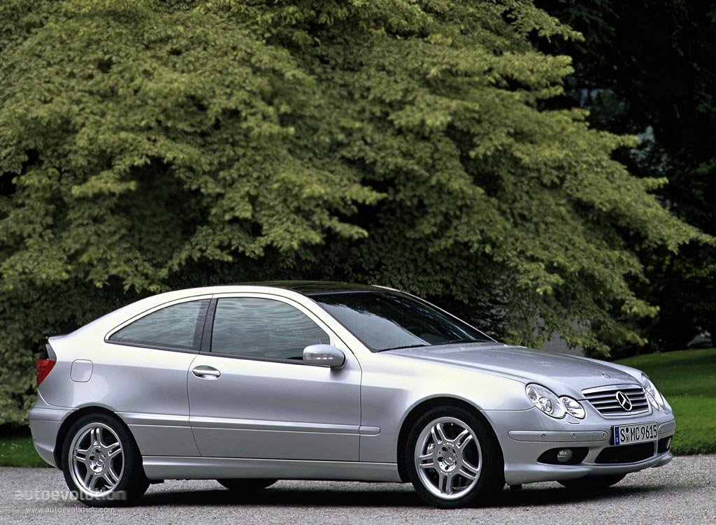 Mercedes benz c klasse sportcoupe amg c203 specs 2000 for Mercedes benz in md