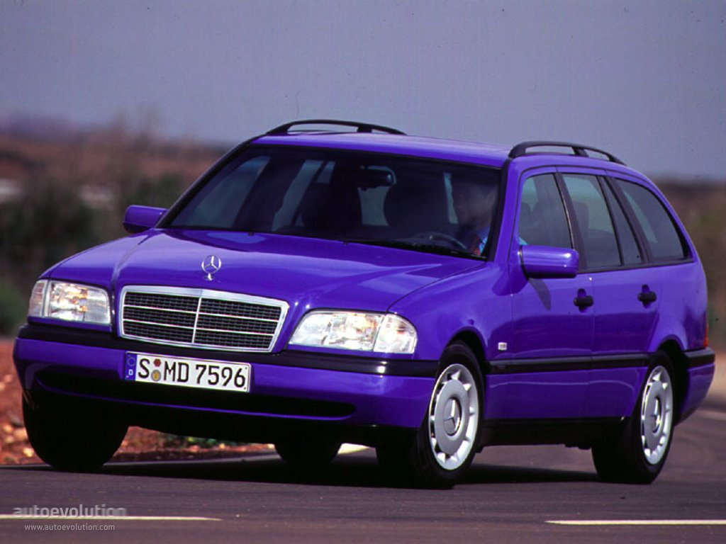 Mercedes benz c klasse t modell s202 specs 1996 1997 for Mercedes benz 1996