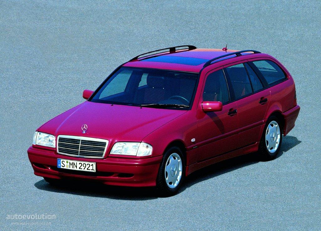 mercedes benz c klasse t modell s202 1997 1998 1999. Black Bedroom Furniture Sets. Home Design Ideas