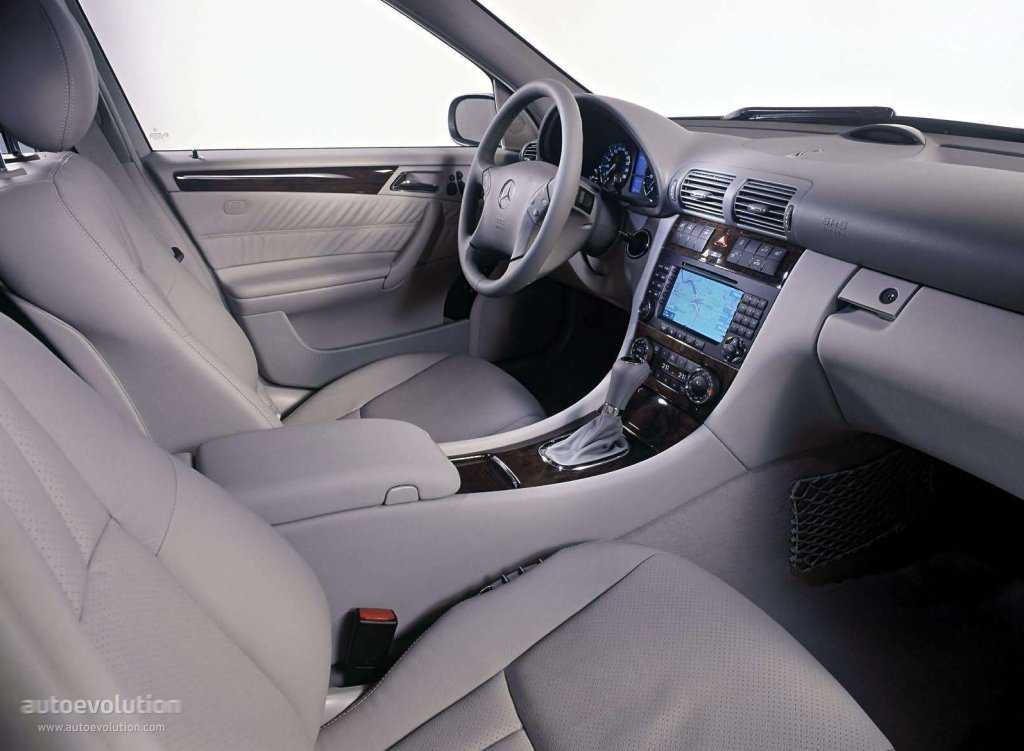 Mercedes Benz C Klasse T Modell W203 Specs Amp Photos