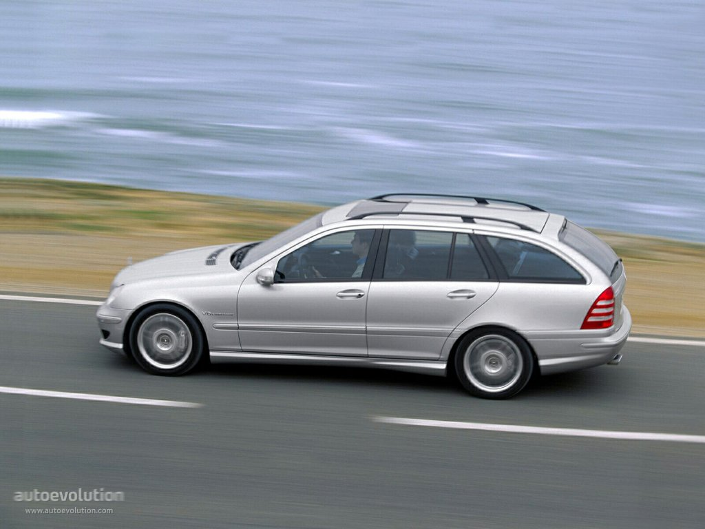 Mercedes benz c klasse t modell amg s203 specs 2001 for Mercedes benz in md
