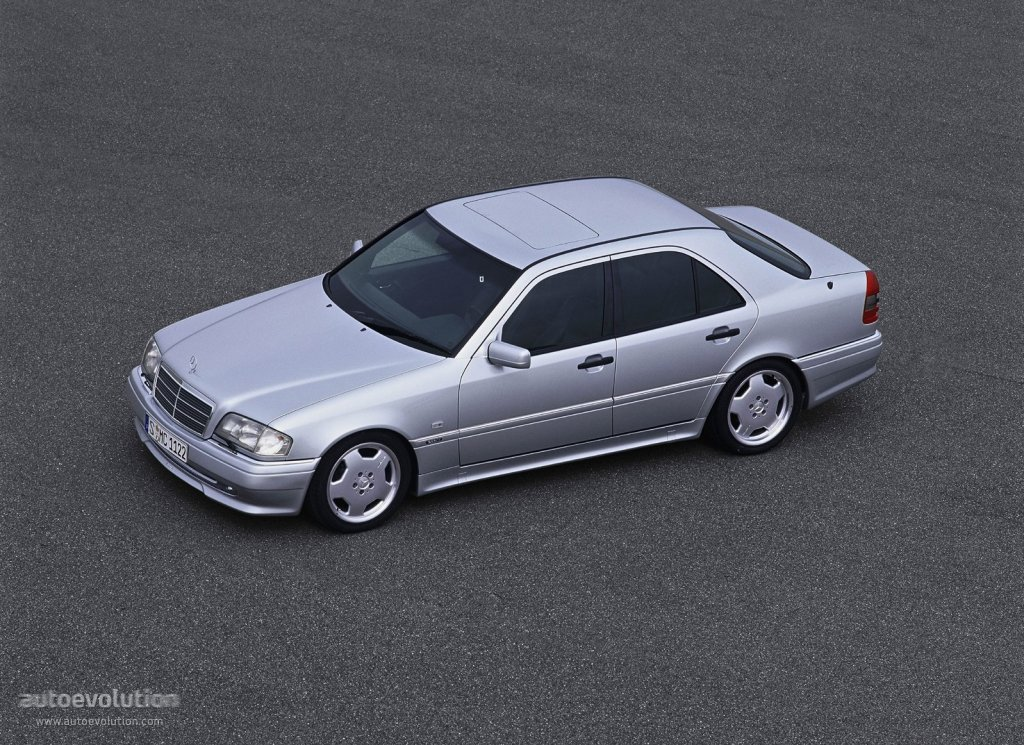 mercedes benz c 36 amg w202 1995 1996 1997 autoevolution. Black Bedroom Furniture Sets. Home Design Ideas