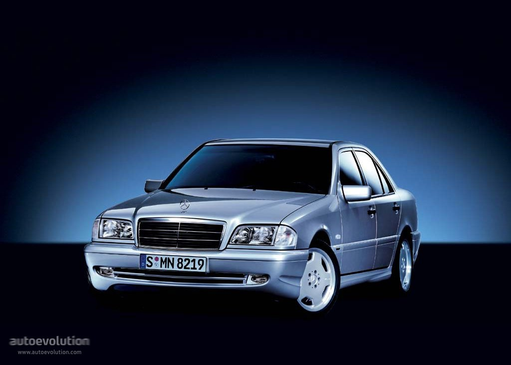 Mercedes Benz C 43 Amg W202 Specs Amp Photos 1997 1998