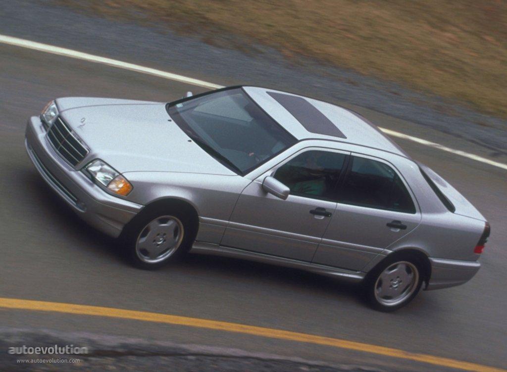 Mercedes Power Wheels >> MERCEDES BENZ C 43 AMG (W202) specs - 1997, 1998, 1999, 2000 - autoevolution