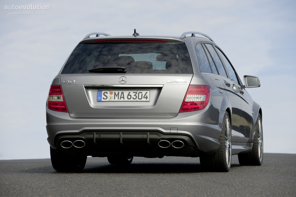 mercedes benz c 63 amg t modell s204 specs photos. Black Bedroom Furniture Sets. Home Design Ideas