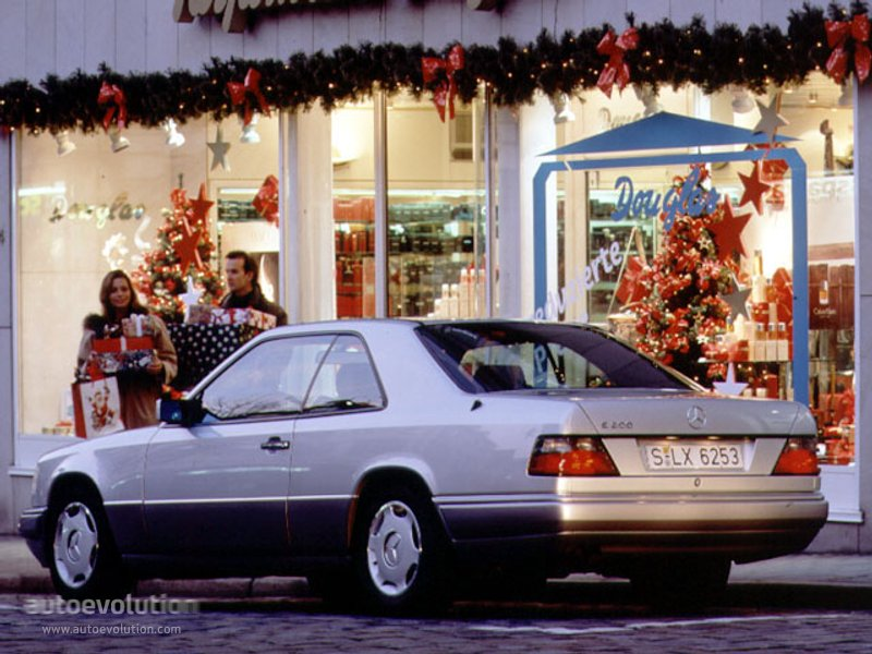 Mercedes Benz Ce C124 Specs Amp Photos 1993 1994 1995