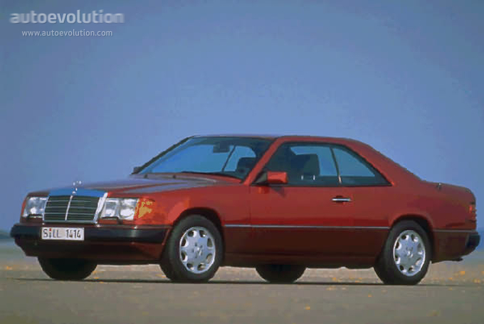 MERCEDES BENZ CE (C124) specs & photos - 1987, 1988, 1989, 1990