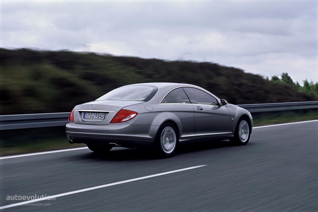 Mercedes benz cl c216 specs 2006 2007 2008 2009 for 2006 mercedes benz cl500