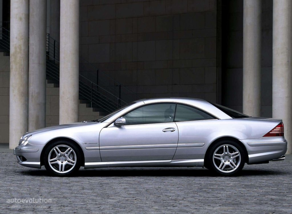 Image gallery 2006 cl55 amg for 2006 mercedes benz cl500