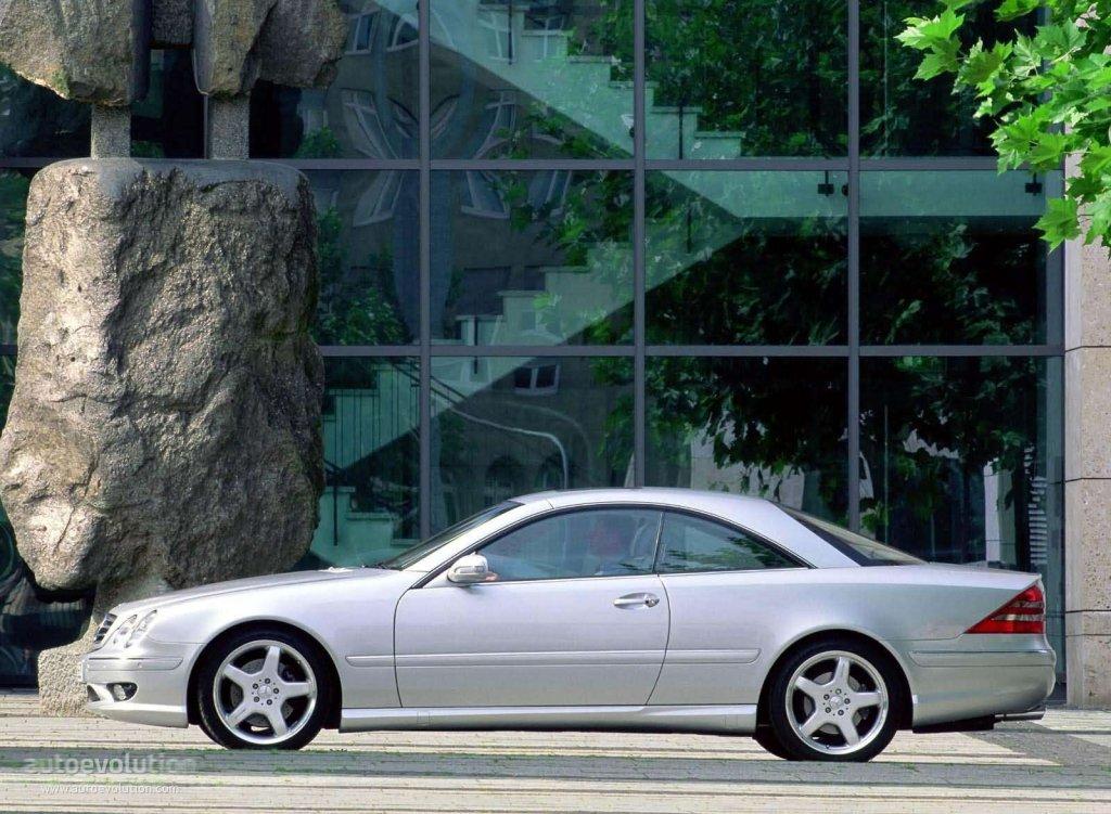 Mercedes Benz Cl 55 Amg  C215  Specs  U0026 Photos