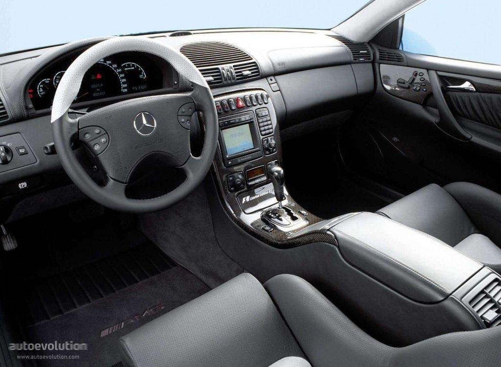 Mercedes Benz Cl 55 Amg F1 Edition C215 Specs Amp Photos