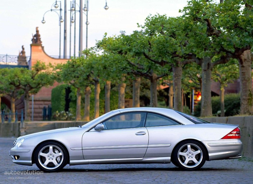 Mercedes benz cl 55 amg f1 edition c215 specs 2000 for Mercedes benz cl amg
