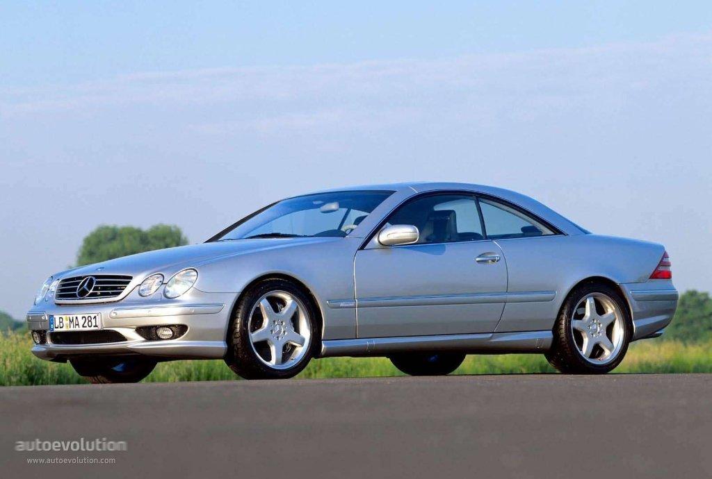 Mercedes benz cl 55 amg f1 edition c215 specs 2000 for Mercedes benz cl 55 amg