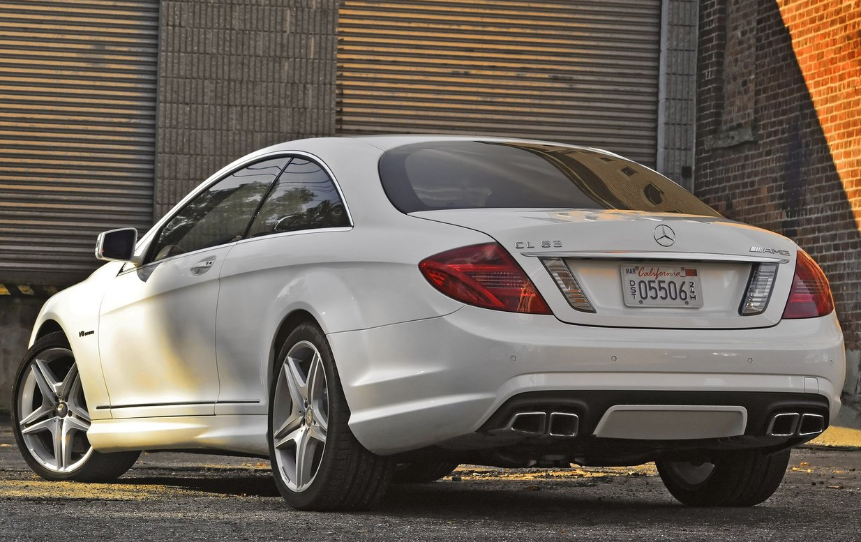 Image gallery 2012 cl63 amg for Mercedes benz cl 63 amg price