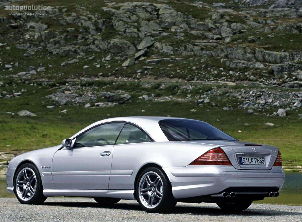 Mercedes benz cl 65 amg c215 specs 2003 2004 2005 for 2006 mercedes benz cl500