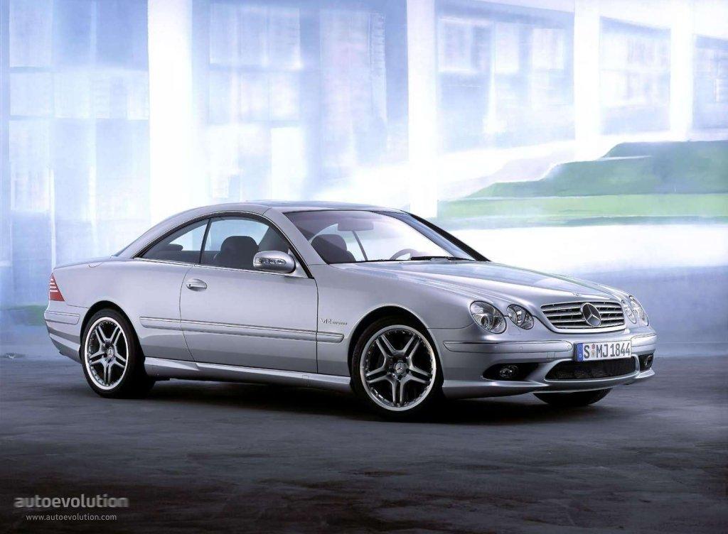 Mercedes benz cl 65 amg c215 specs 2003 2004 2005 for Mercedes benz cl amg