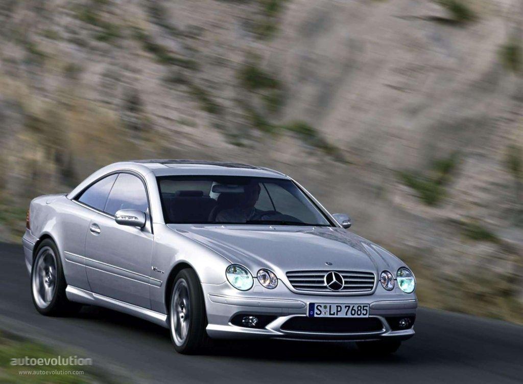 Mercedes benz cl 65 amg c215 specs 2003 2004 2005 for Mercedes benz 65 amg