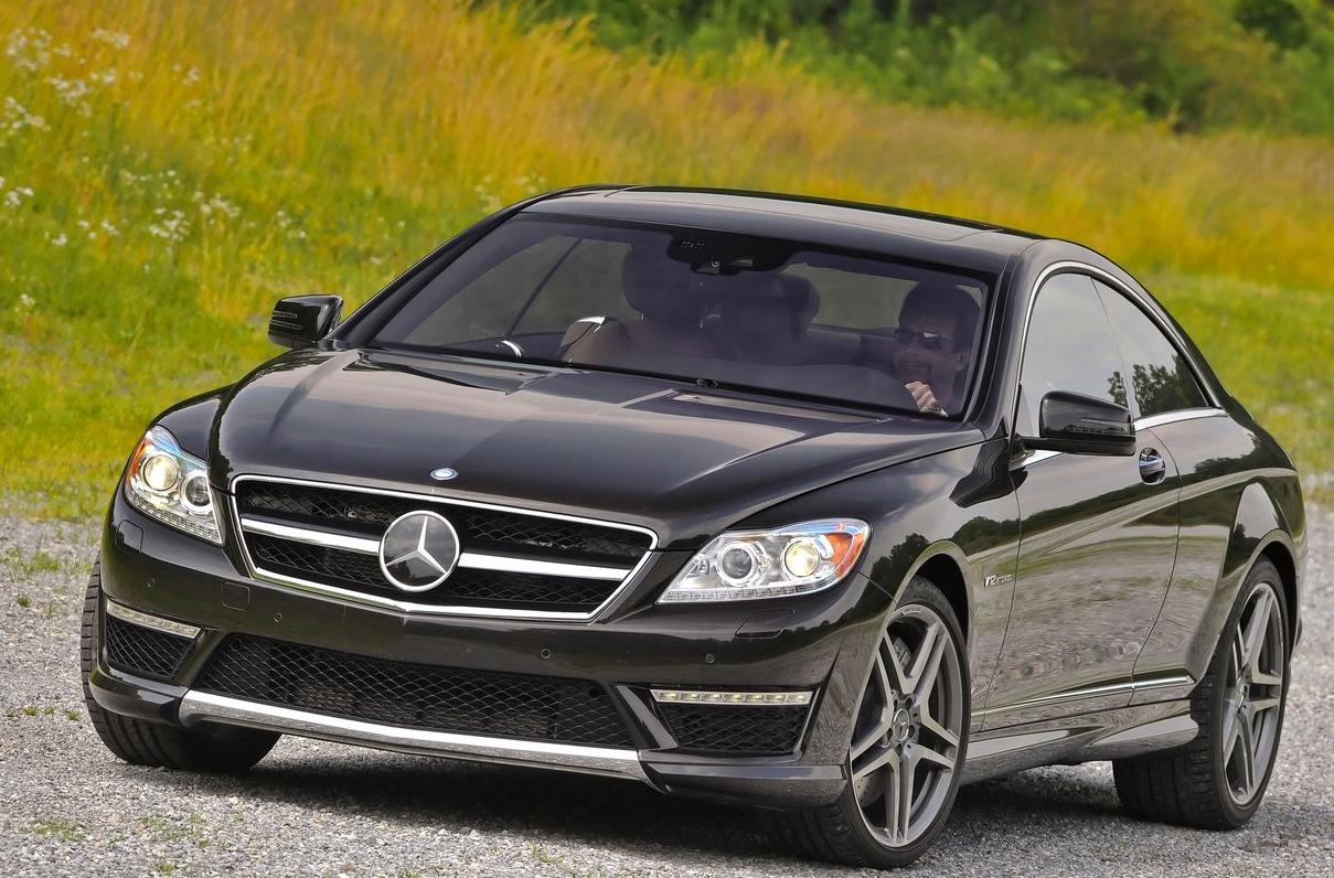 Mercedes benz cl 65 amg c216 2011 2012 2013 for Cl mercedes benz