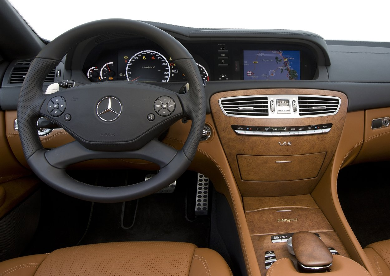 Mercedes Benz Cl 65 Amg C216 Specs 2011 2012 2013