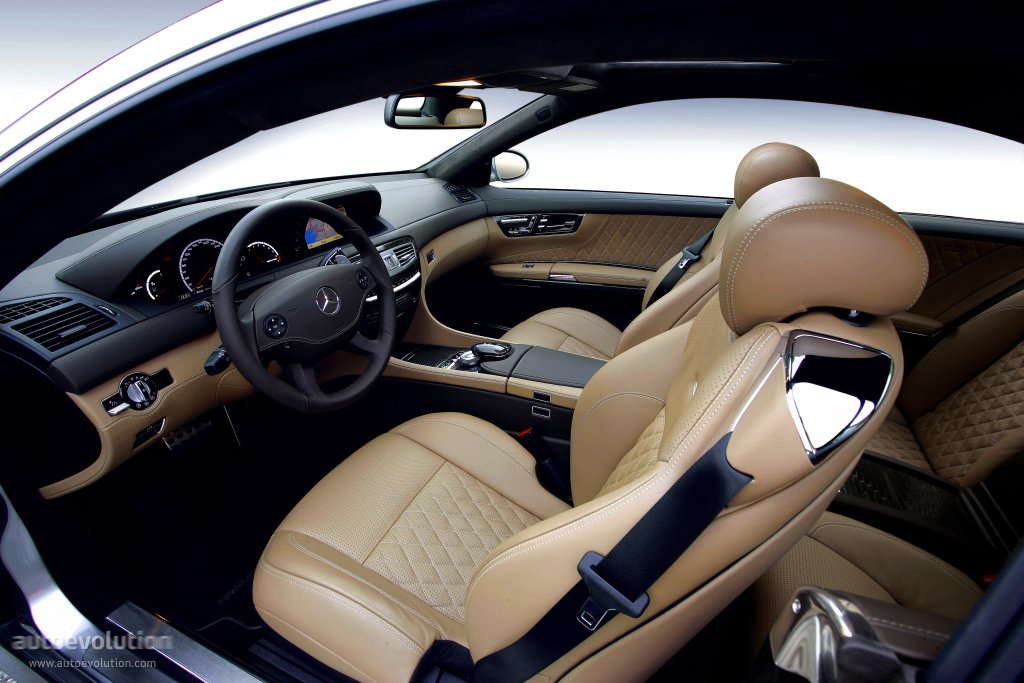 Mercedes Benz Cl 65 Amg 40th Anniversary C216 Specs