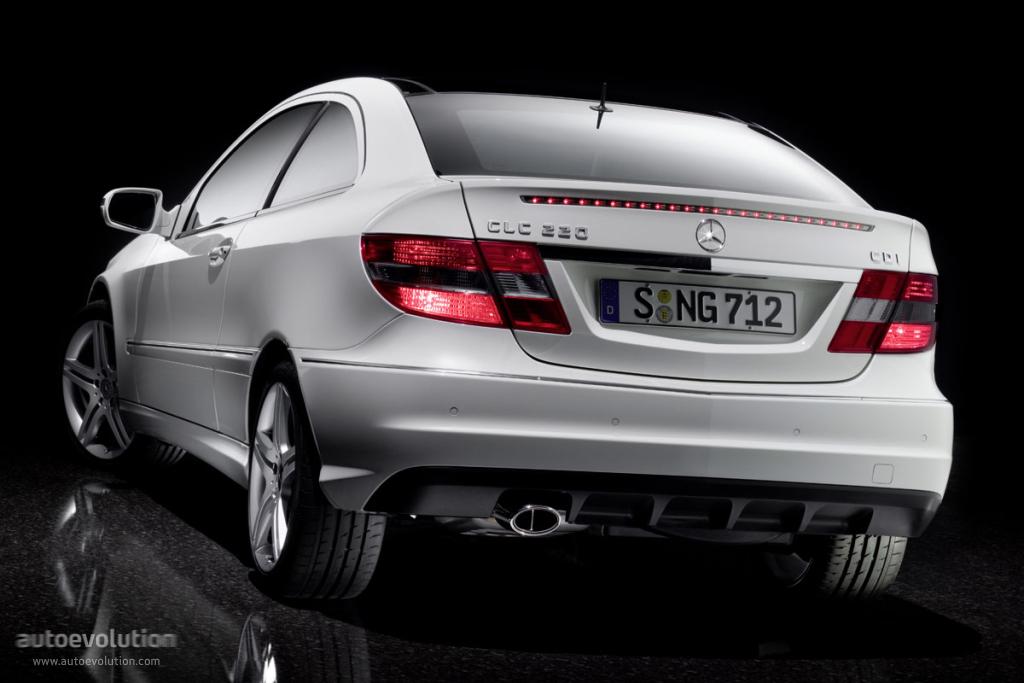 Mercedes Benz Clc W203 2008 2009 2010 2011