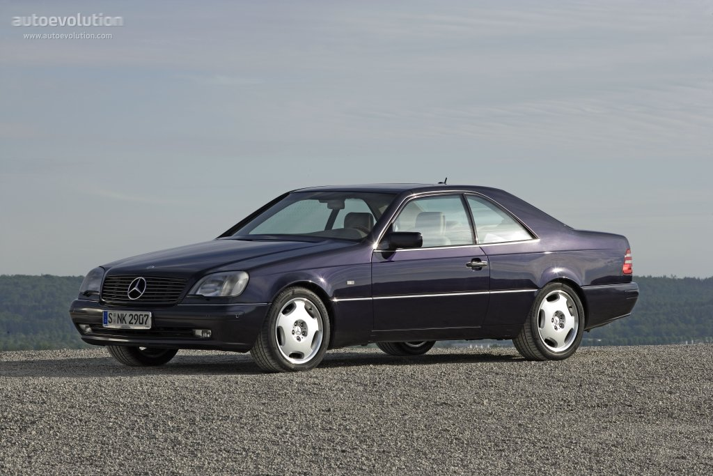 Mercedes Benz Cl Coupe  C140  Specs  U0026 Photos