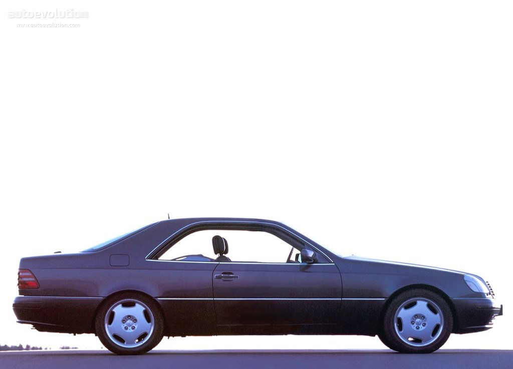 Mercedes Benz Cl Coupe C140 Specs Amp Photos 1996 1997