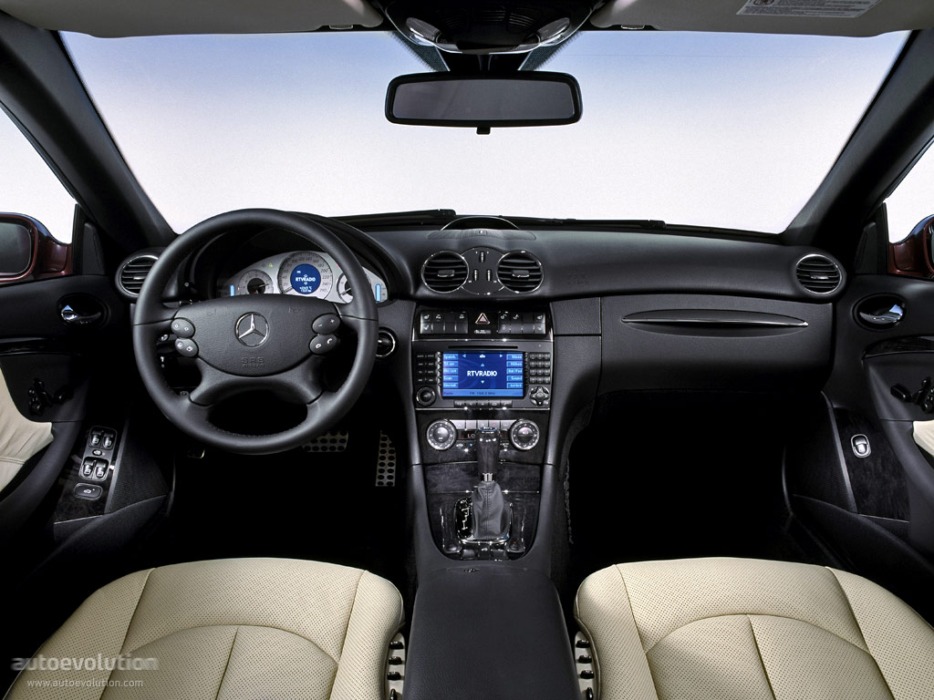 Mercedes Benz Clk C209 2005 2006 2007 2008 2009