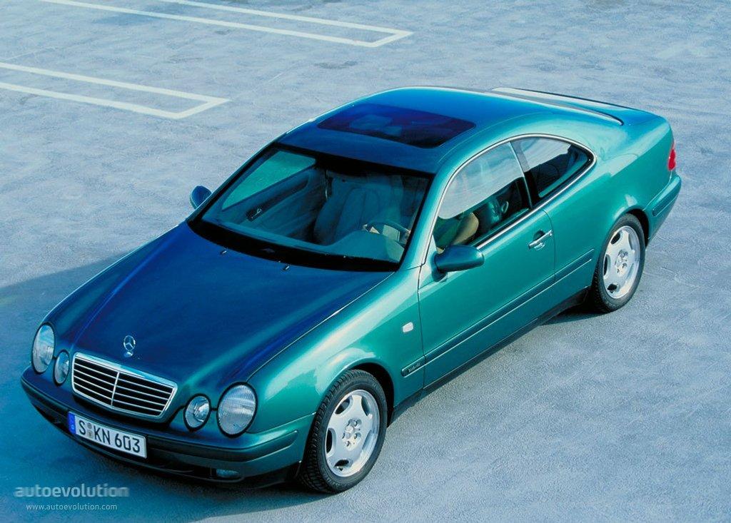 Mercedesbenzclk C
