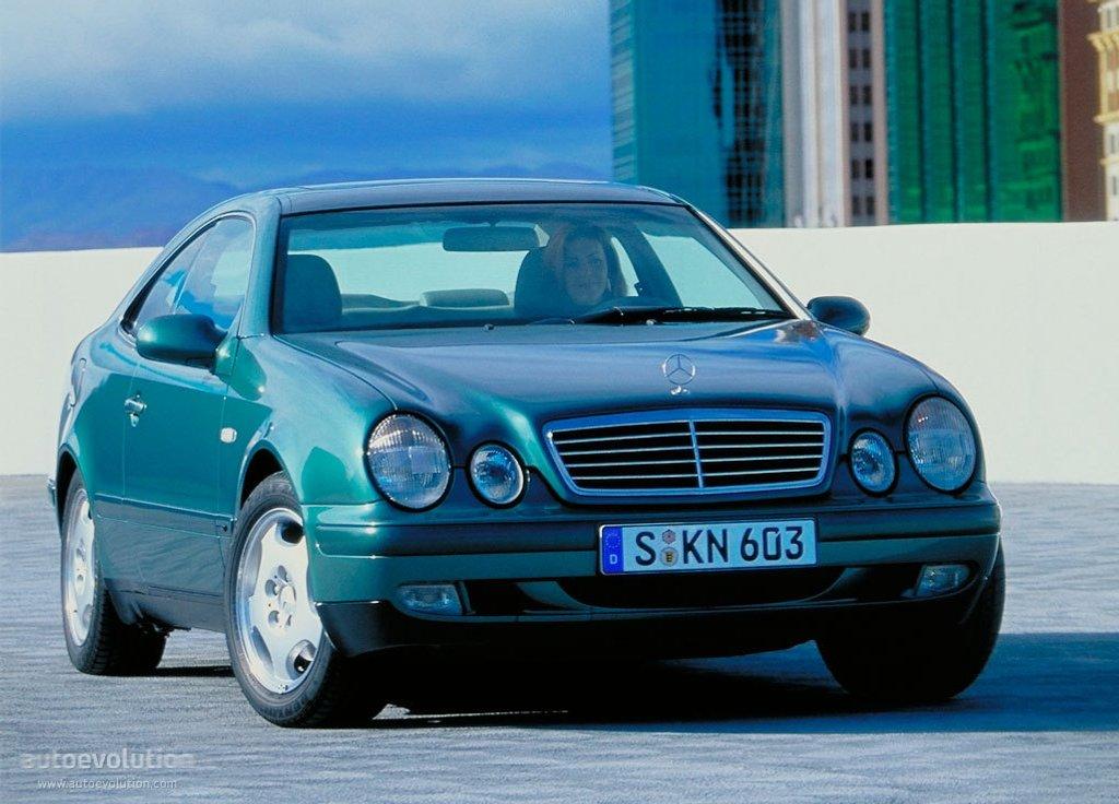 Mercedes Benz Clk C208 Specs Amp Photos 1997 1998 1999