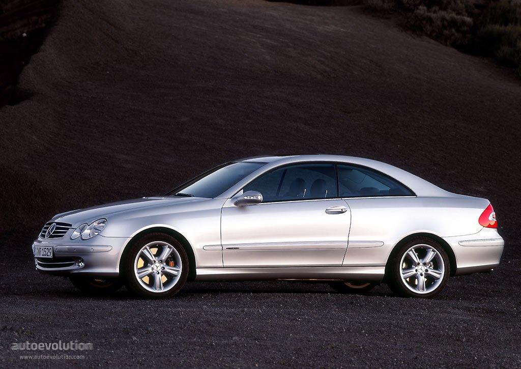 Mercedes benz clk c 209 2002 2003 2004 2005 2006 for Mercedes benz clk 2002