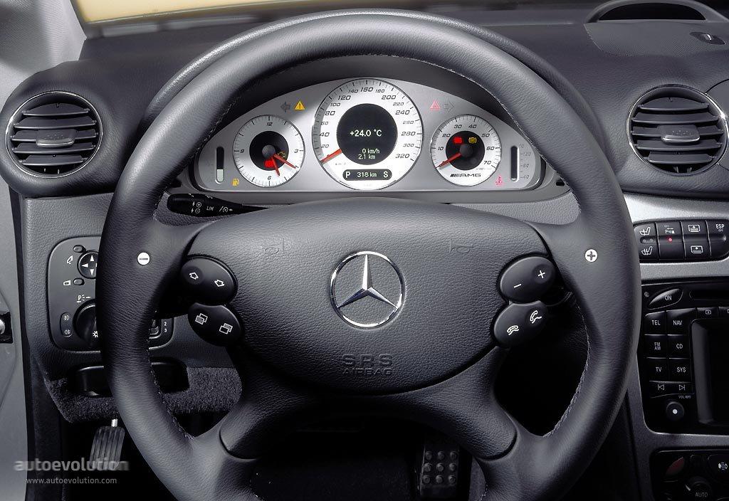 Mercedes Benz Clk 55 Amg C209 Specs Amp Photos 2003