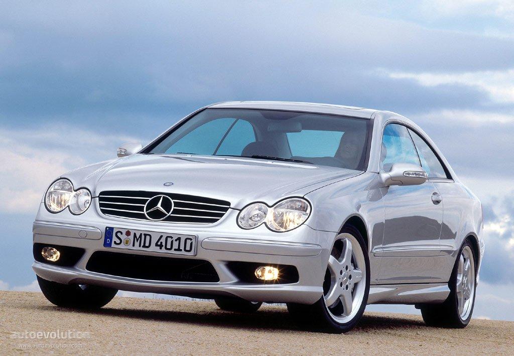 Mercedes benz clk 55 amg c209 specs 2003 2004 2005 for 2006 mercedes benz clk