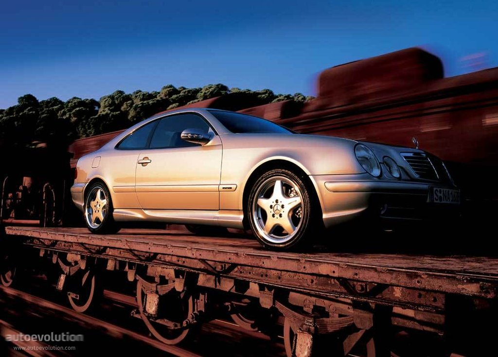Mercedes Benz Clk 55 Amg C208 Specs Amp Photos 1999