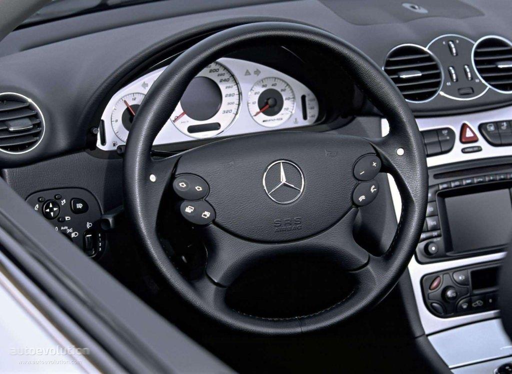 Mercedesbenzclk Amgcabrio C