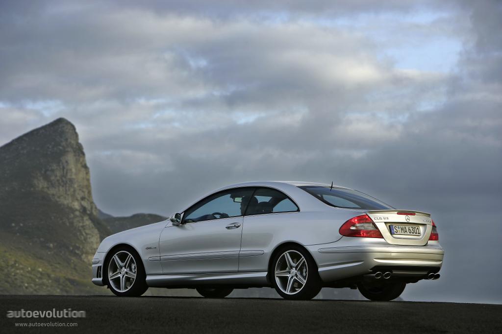 Mercedes benz clk 63 amg c209 specs 2006 2007 2008 for Mercedes benz make